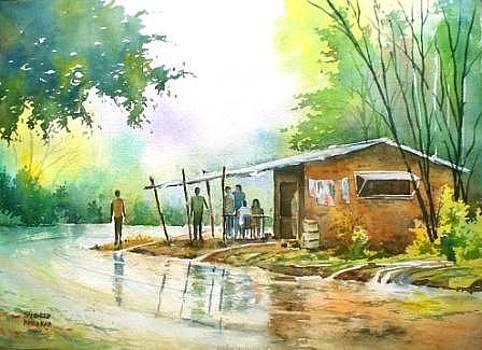 Monsoon Snacks by Sandeep Khedkar