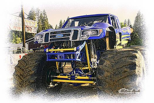 William Havle - Monster Truck At The Fair