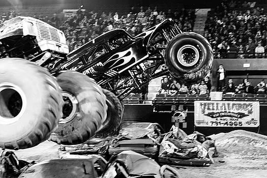 Monster Trucks by Steven Green