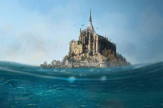 Andrea Gatti - Mont Saint Michel