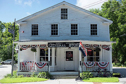 Mont Vernon General Store by Morgain Bailey