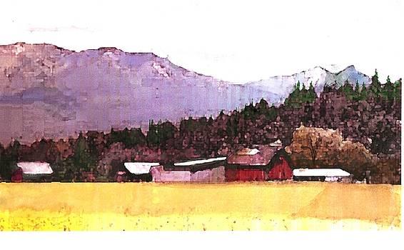 Montana Bound  by Joseph Barani