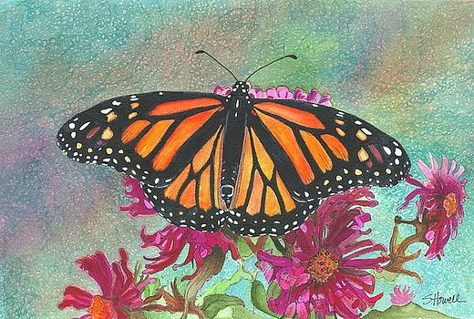 Montana Monarch by Sandi Howell