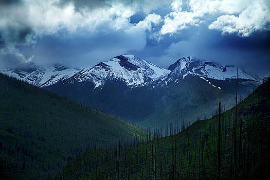 Montana Mountain Vista #2 by David Chasey