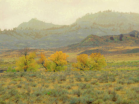 Montana October Reverie by Cris Fulton