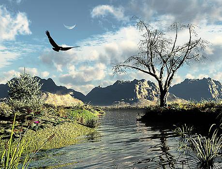 Montana Sky by Steven Palmer