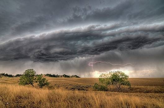 Montana Storm by Dave Rennie