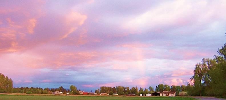 Montana Sunset 1 by Deahn      Benware