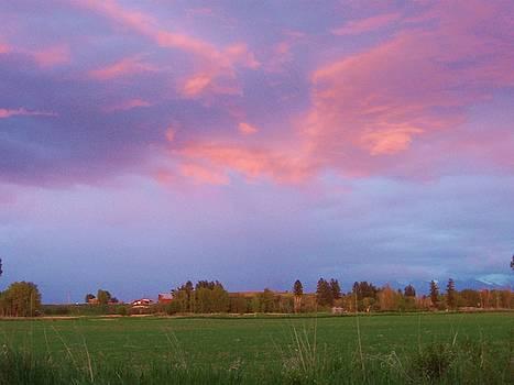 Montana Sunset 2 by Deahn      Benware