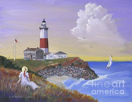 Jerry McElroy - Montauk Lighthouse
