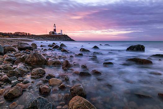 Montauk Lighthouse by Marcelo Barrera