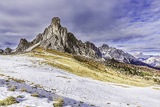Monte Averau by Mah FineArt