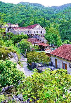 Dennis Cox - Montenegro Historical Village