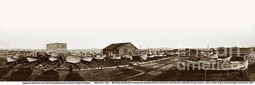 California Views Mr Pat Hathaway Archives - Monterey Boat Works, Hopkins Marine station