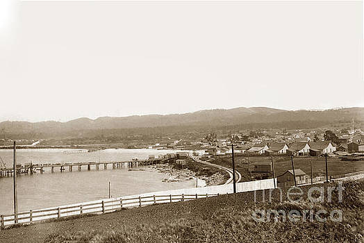 California Views Mr Pat Hathaway Archives - Monterey Wharf 1898