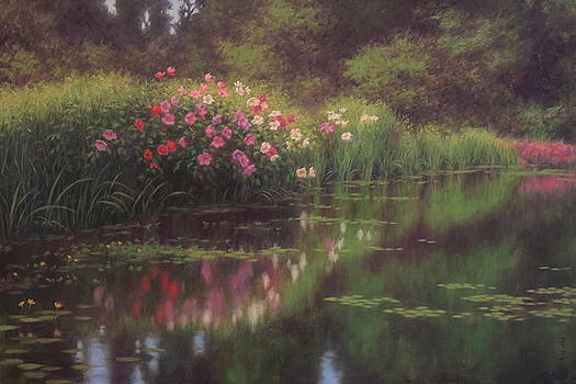Montgomery Gardens by Barry DeBaun
