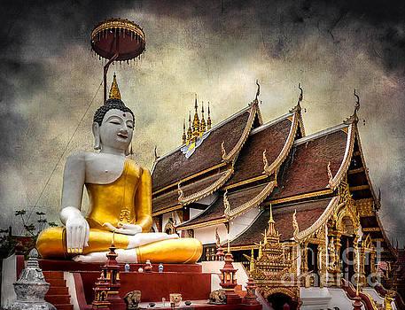 Adrian Evans - Monthian Temple Buddha