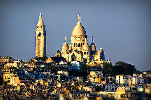 Montmartre by Alessandro Giorgi Art Photography