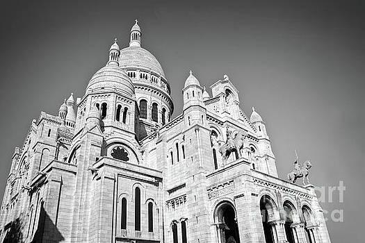 Montmartre by Delphimages Photo Creations