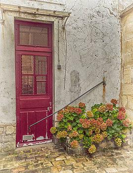 Montmartre Doorway by Karen Hermann