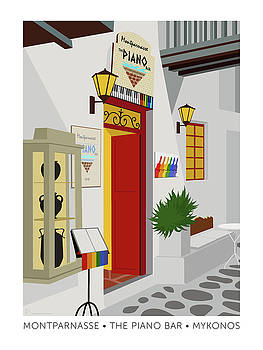 Sam Brennan - Montparnasse The Piano Bar