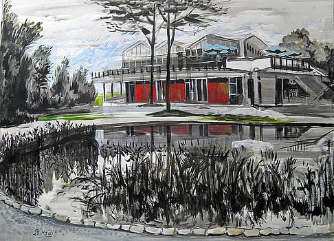 Montreal Lac des Castors by Mohamed Bel Hadj