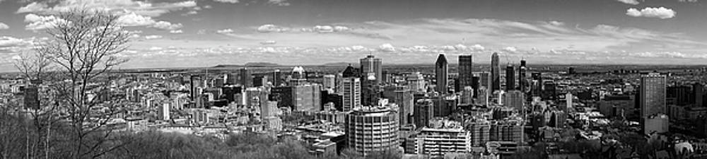 Montreal Panorama by For Ninety One Days