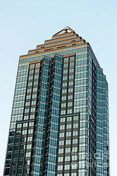 John  Mitchell - Montreal Skyscraper