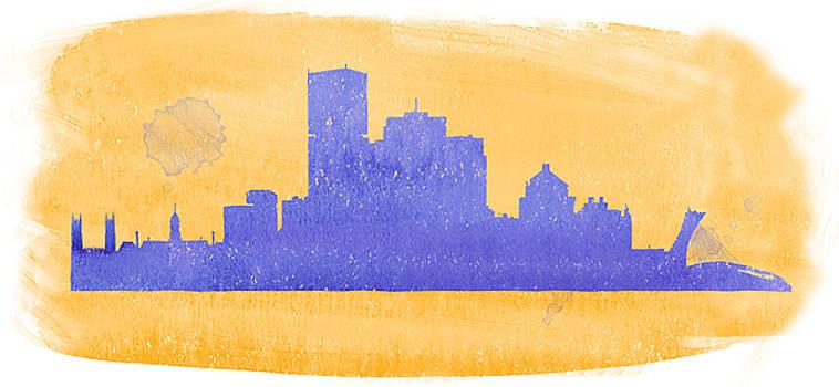 Vyacheslav Isaev - Montreal city skyline