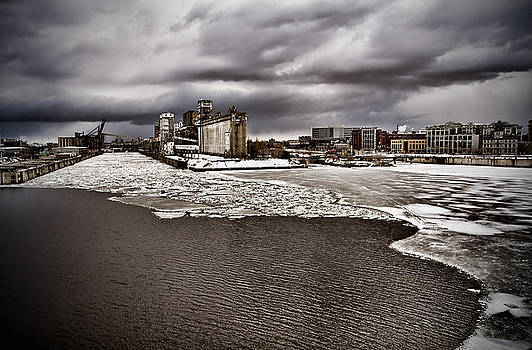 Montreal's Old Port by Michel Filion
