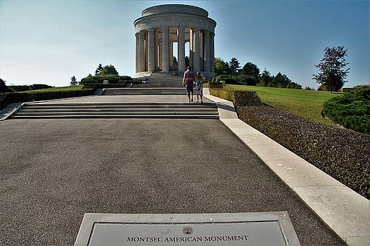 Montsec American Monument by Travel Pics