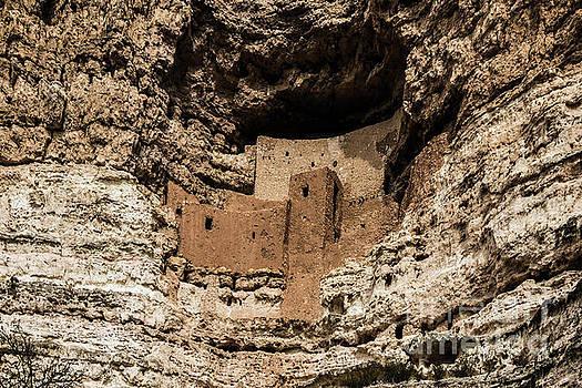 Montzuma Castle National Monument, Camp Verde, AZ by Thomas Marchessault
