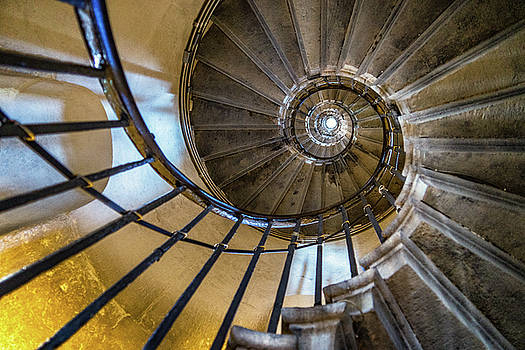 Monument Stairs by Jae Mishra