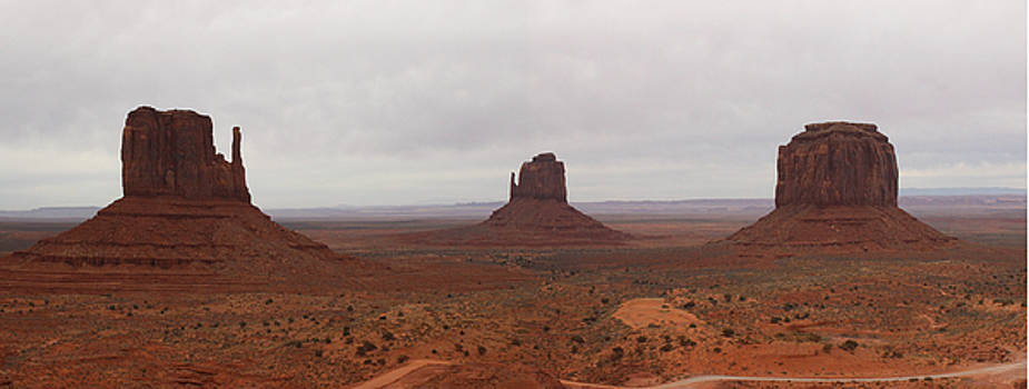 Monument Valley by Craig Butler