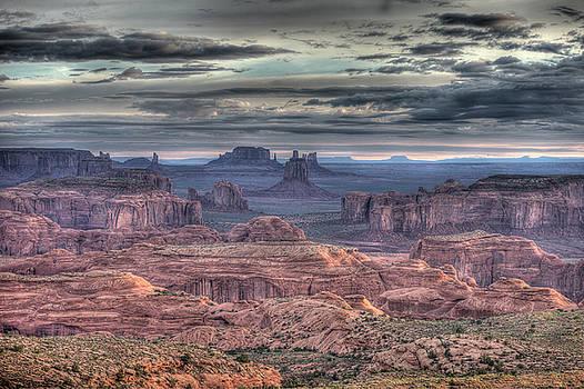 Monument Valley  by Indiana Zuckerman