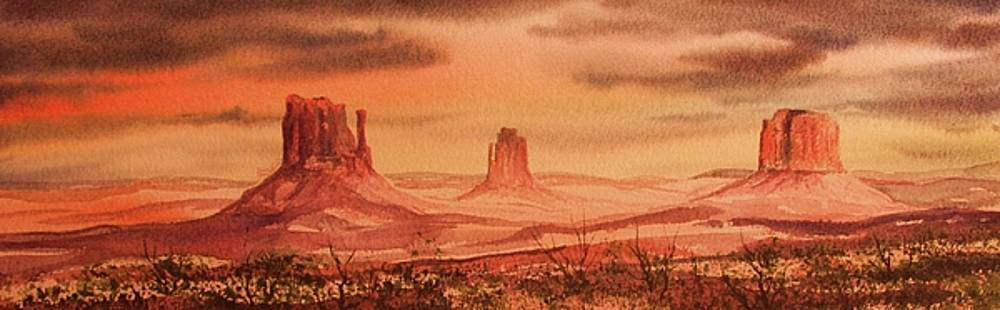 Monument Valley by Kevin Heaney