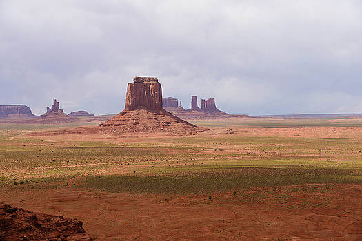 Monument Valley, AZ by Maalikah Hartley