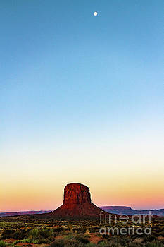 Monument Valley Morning Glory by Benjamin Wiedmann