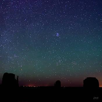 David Gordon - Monument Valley Nocturne I