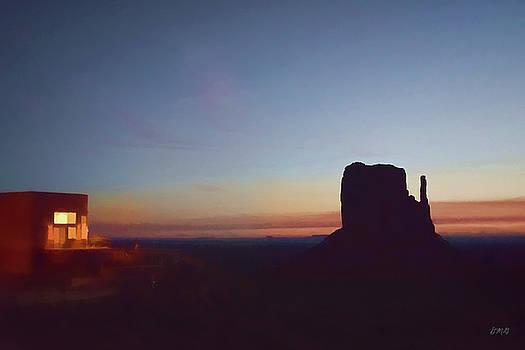 David Gordon - Monument Valley XIV