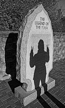 Robert Meyers-Lussier - Monumental Shadows Peace Out