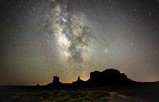 Monumental Sky by Tony Fuentes
