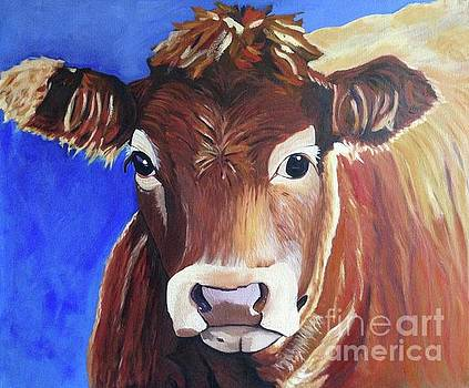 Moo by Jennefer Chaudhry