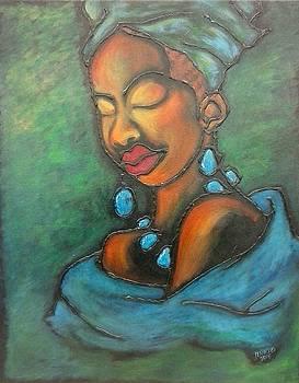Topaz by Jenny Pickens