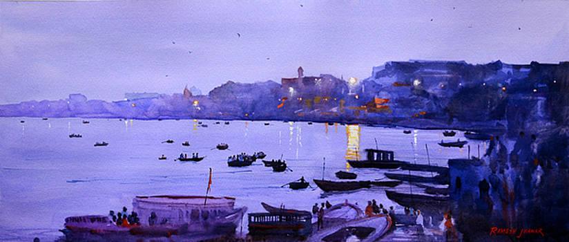 Moods of Varanasi # 2 by Ramesh Jhawar