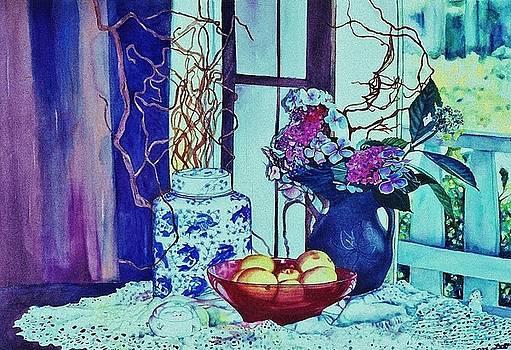 Moody Blues by Cynthia Pride