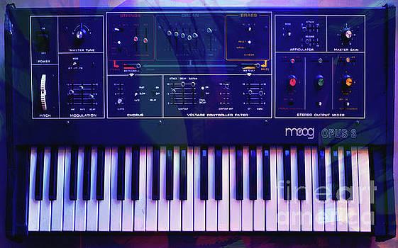 Moog Opus 3 Euphoria by Joseph Mosley