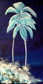 Moolight Beach by Susan Kubes
