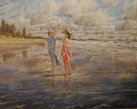 Mooloolaba Beach by Jason  Swain