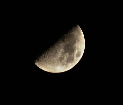 Moon 2 by Thomas  MacPherson Jr